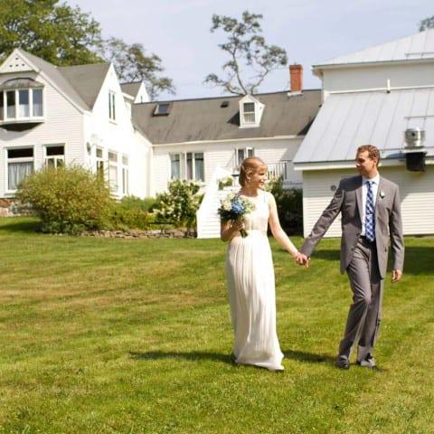 Rustic Wedding Venue | Barn Wedding Ceremony