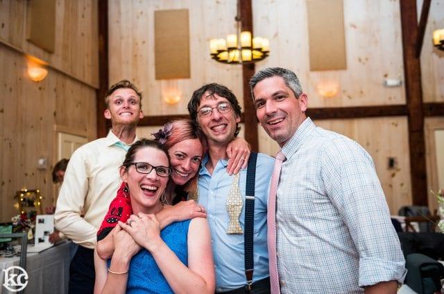 Kristin Chalmers Photography | Maine Wedding Receptions