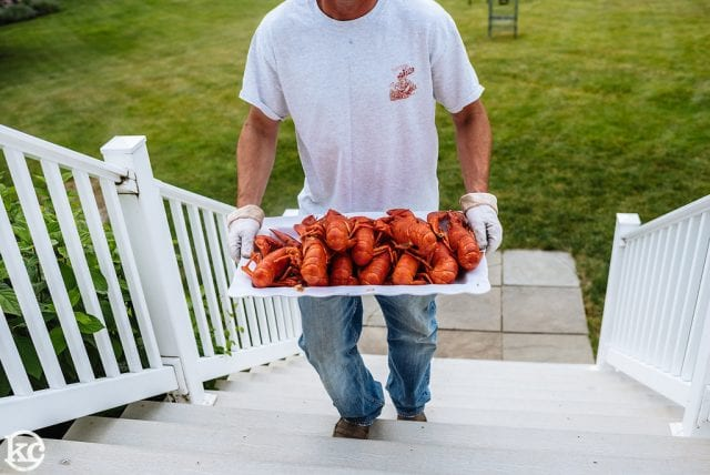 Kristin Chalmers Photography | Maine Lobster Bake