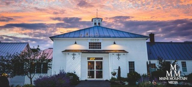 Maine Mountain Media | Maine Barn