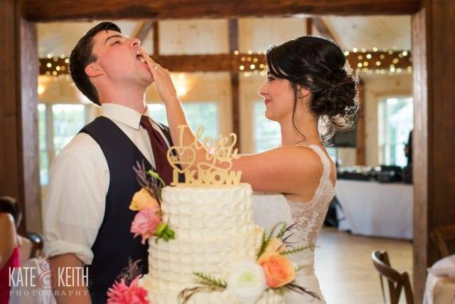 Kate & Keith Photography | Maine Barn Wedding Venue