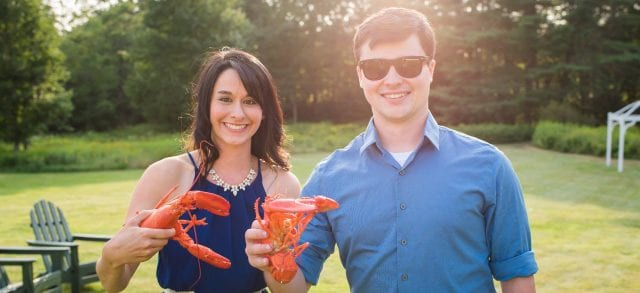 Kate & Keith Photography | Maine Lobster Bake