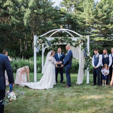 Windy Hill Photography | Elegant Outdoor Wedding